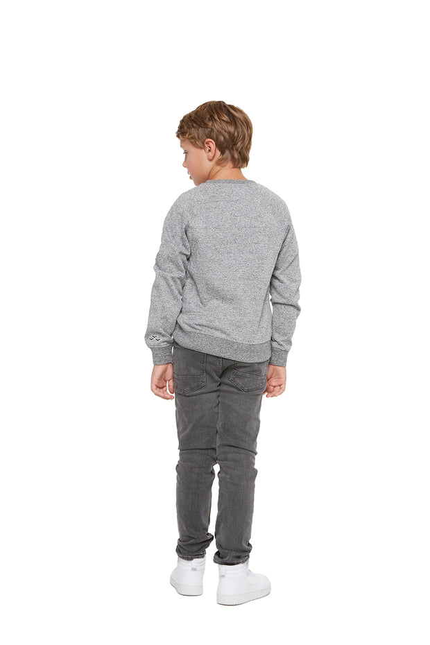The Casey Boyfriend Crew in Granite from Lazypants - always a great buy at a reasonable price.