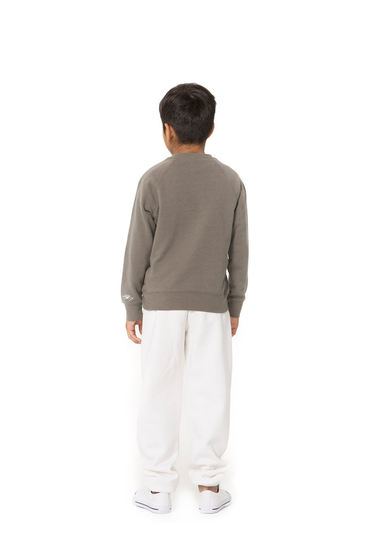 The Casey Boyfriend Crew in Khaki from Lazypants - always a great buy at a reasonable price.