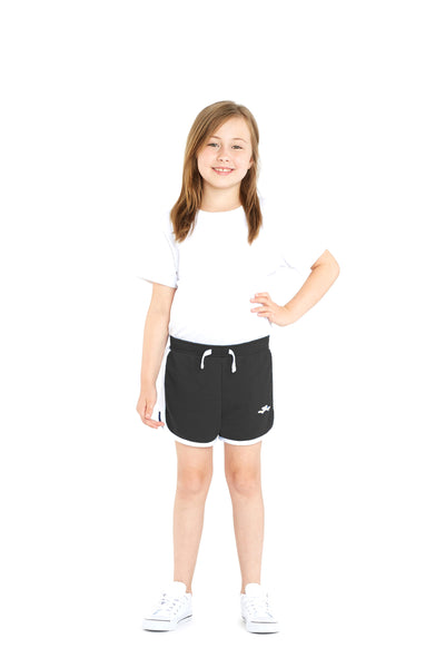 Jackie Kids Retro Short in Black from Lazypants - always a great buy at a reasonable price.