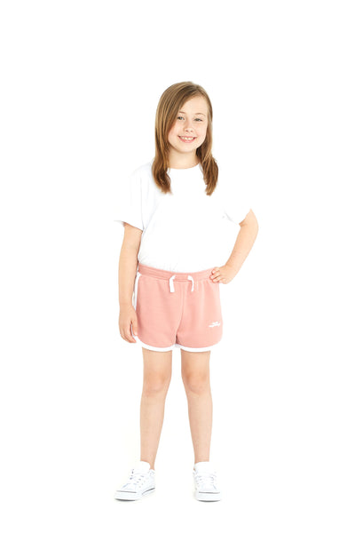 Jackie Kids Retro Short in Blush from Lazypants - always a great buy at a reasonable price.