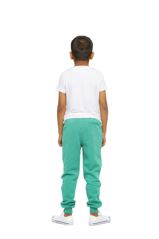 The Charlie Slim Jogger in Peacock Green from Lazypants - always a great buy at a reasonable price.