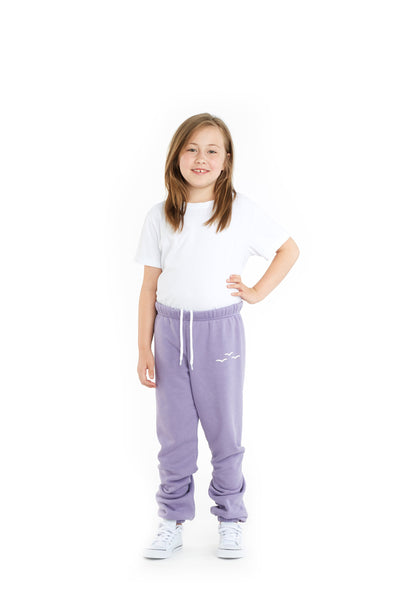 The Niki Original kids in Lavender from Lazypants - always a great buy at a reasonable price.