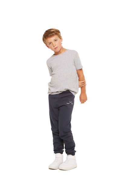 The Niki Original kids in Navy from Lazypants - always a great buy at a reasonable price.
