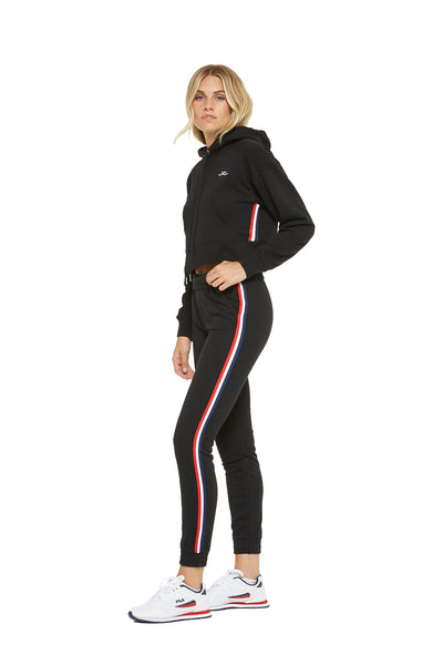 The Elena Hoodie in Black from Lazypants - always a great buy at a reasonable price.