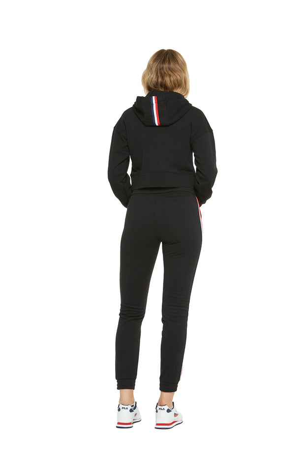 Elena Hoodie in Black from Lazypants - always a great buy at a reasonable price.