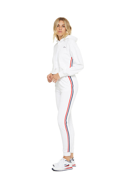 The Elena Hoodie in White from Lazypants - always a great buy at a reasonable price.