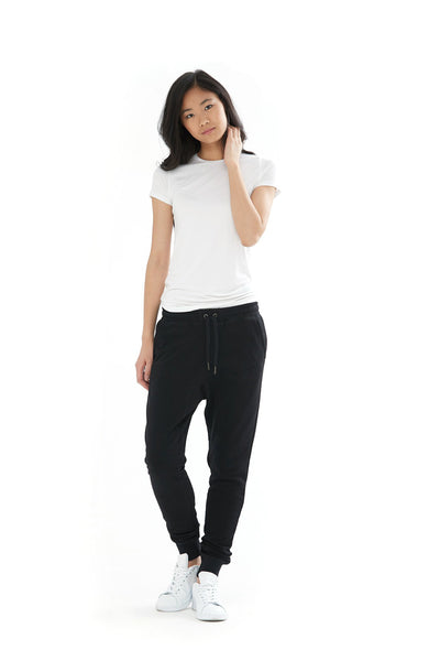 The Riley Relaxed Jogger in Black from Lazypants - always a great buy at a reasonable price.