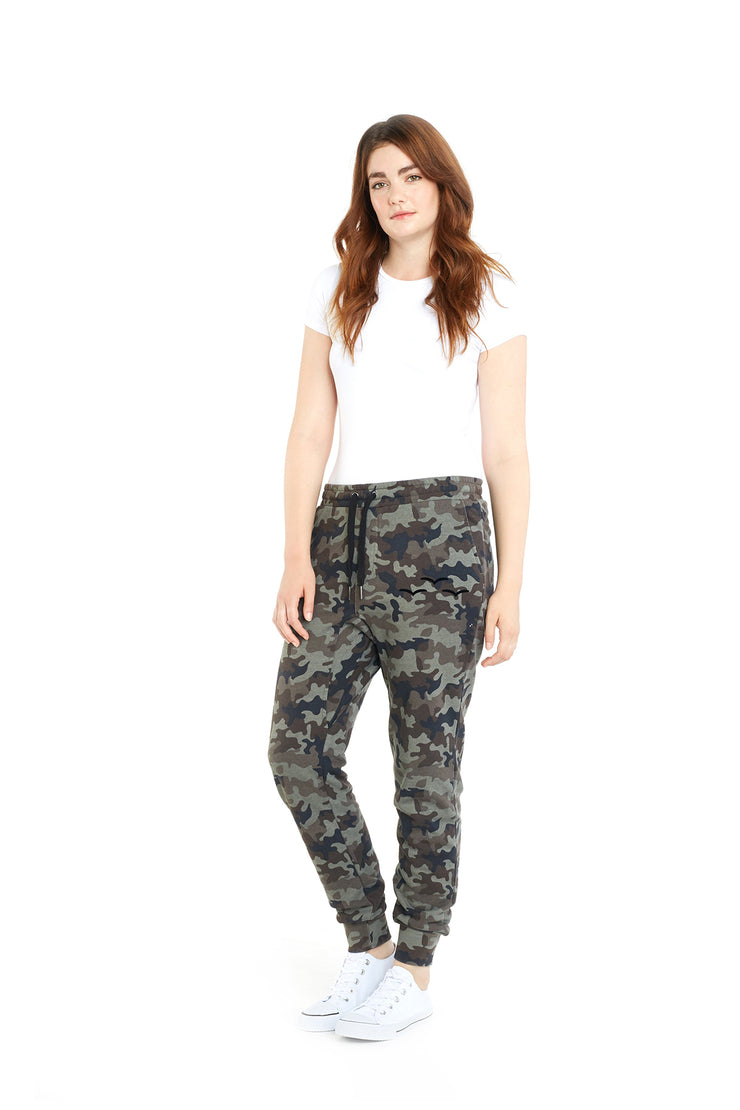 The Riley Relaxed Jogger in Green Camo from Lazypants - always a great buy at a reasonable price.
