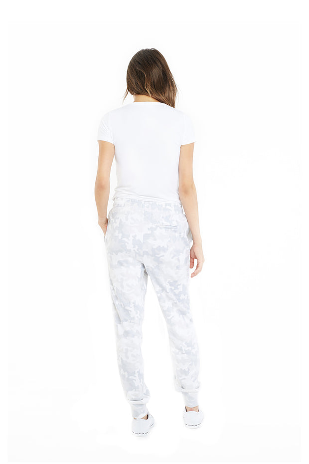 The Riley Relaxed Jogger in White Camo from Lazypants - always a great buy at a reasonable price.