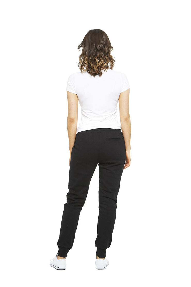 The Charlie Slim Jogger in Black from Lazypants - always a great buy at a reasonable price.