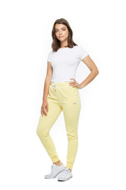 The Charlie Slim Jogger in Mellow Yellow from Lazypants - always a great buy at a reasonable price.
