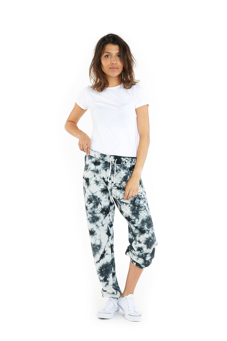 The Niki Tie-Dye in Black from Lazypants - always a great buy at a reasonable price.