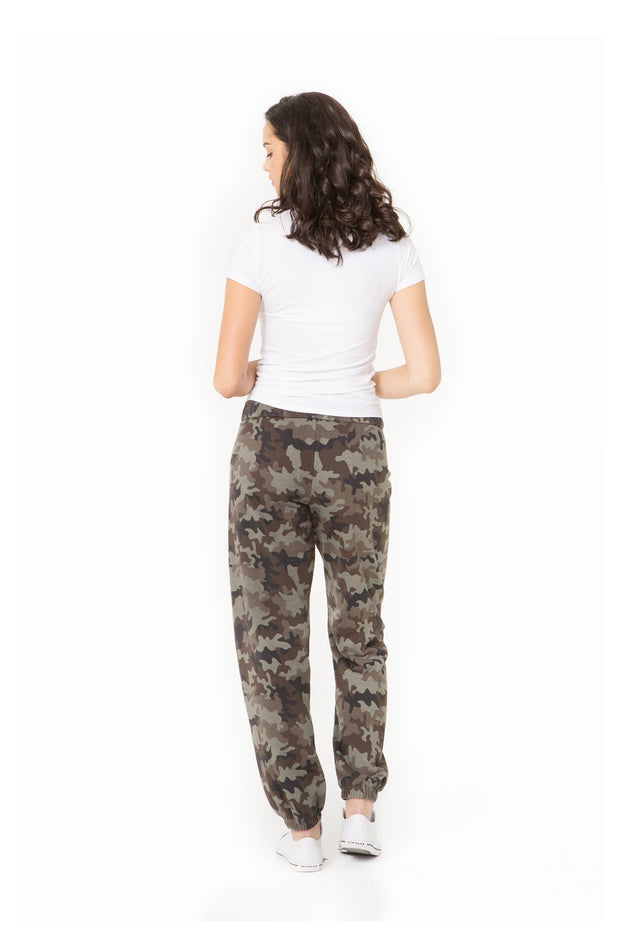 The Niki Original in Green Camo from Lazypants - always a great buy at a reasonable price.
