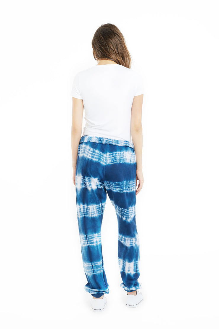 The Niki Tie-Dye in Indigo from Lazypants - always a great buy at a reasonable price.