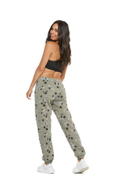 The Niki Prints in Splatter Stars from Lazypants - always a great buy at a reasonable price.