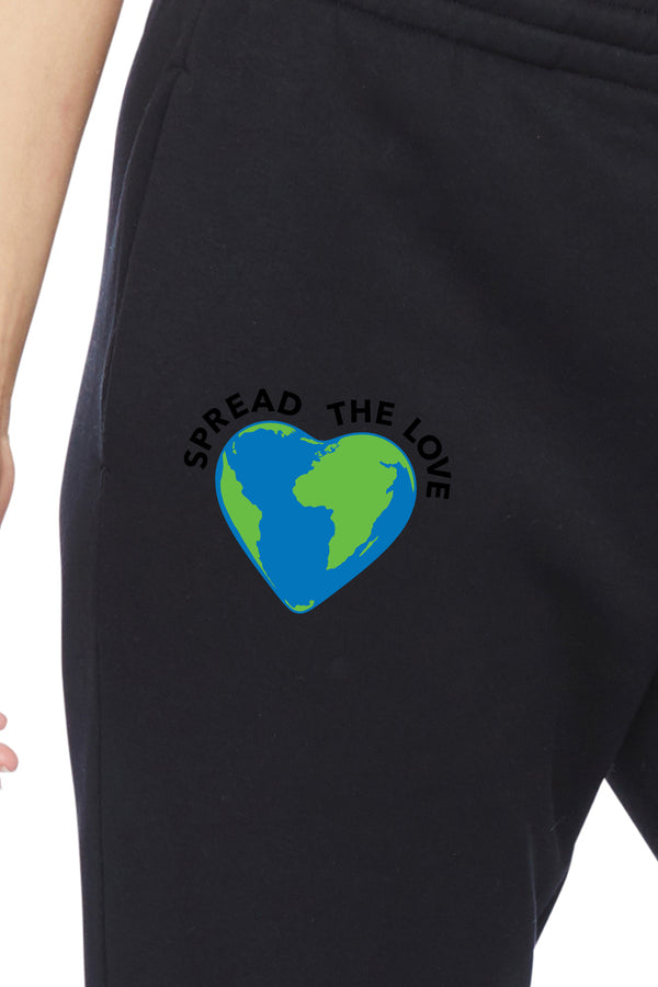 Nova Earth Day Boyfriend Jogger in Black from Lazypants - always a great buy at a reasonable price.