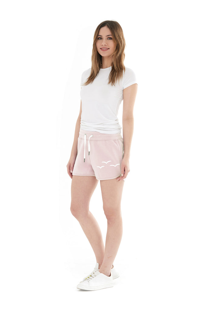 THE OLIVIA SHORTIE SHORT IN PINK