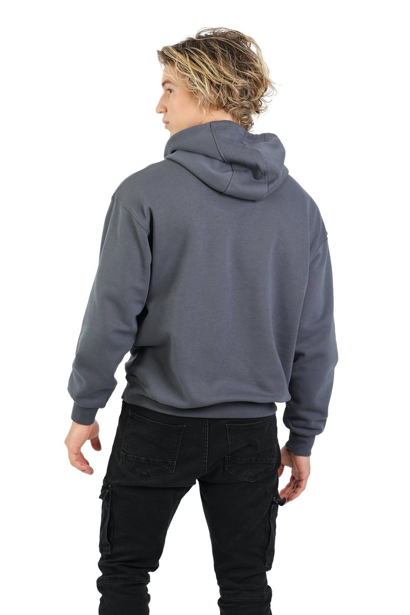 Men's hoodie in Navy wash from Lazypants - always a great buy at a reasonable price.