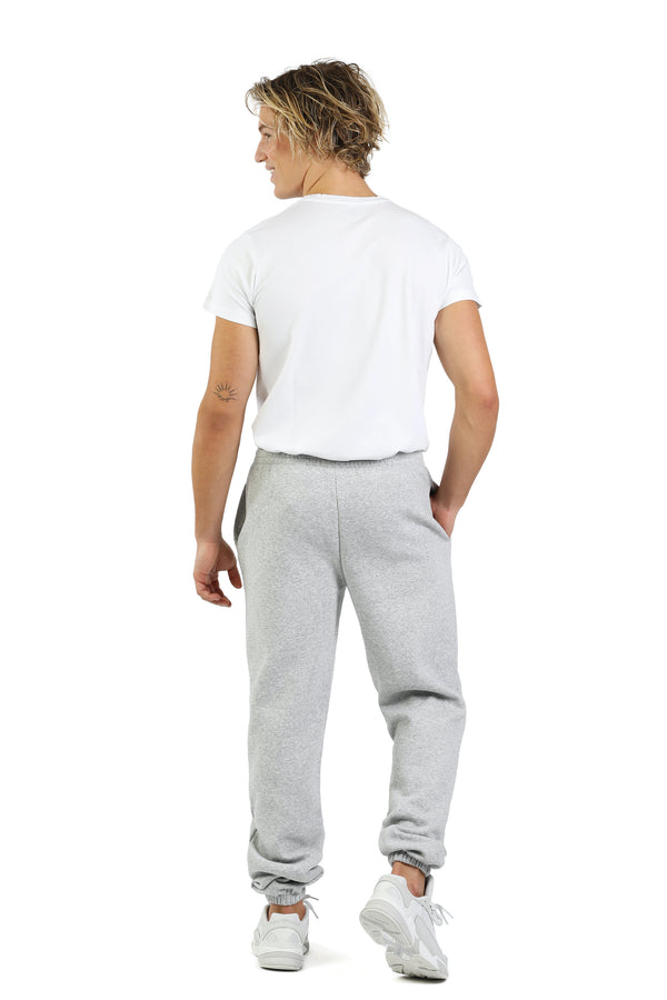 Men's jogger in Classic grey from Lazypants - always a great buy at a reasonable price.