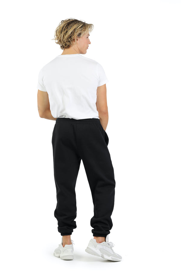 Men's Jogger in Black from Lazypants - always a great buy at a reasonable price.