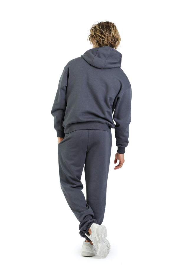 Men's sweat set in Navy wash from Lazypants - always a great buy at a reasonable price.