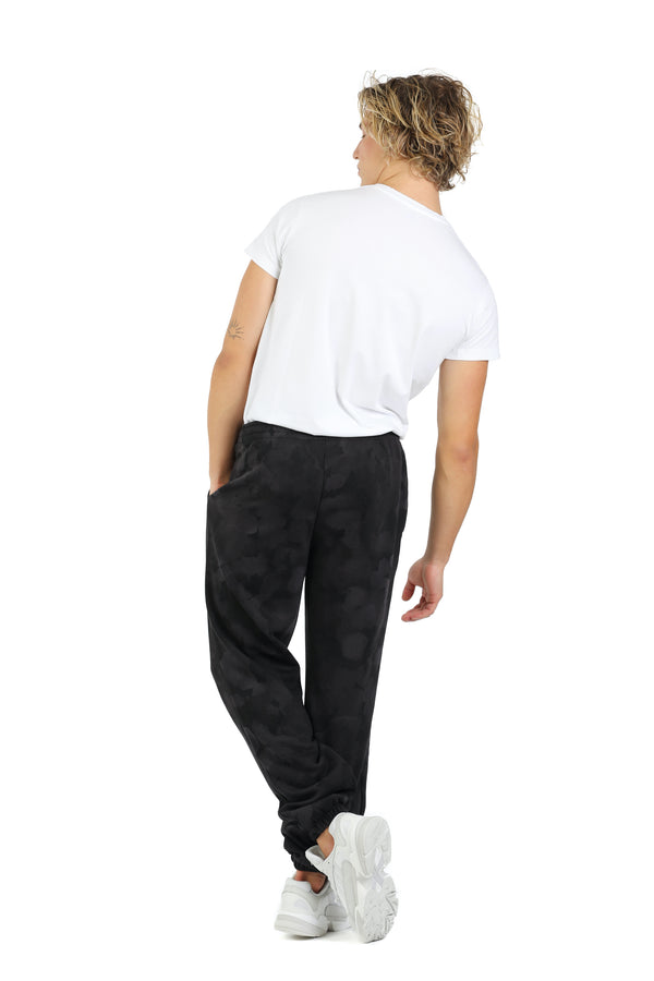 Men's jogger in Black sponge from Lazypants - always a great buy at a reasonable price.