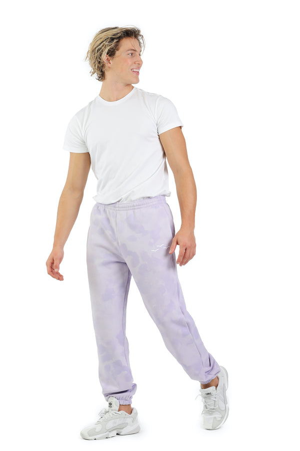 Men's Jogger in Lavender Sponge from Lazypants - always a great buy at a reasonable price.