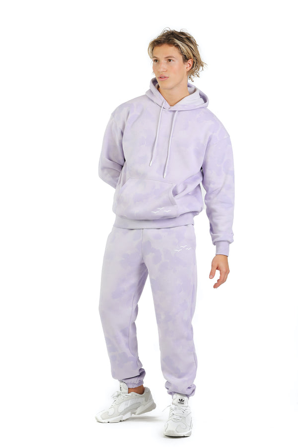 Men's set in Lavender Sponge from Lazypants - always a great buy at a reasonable price.