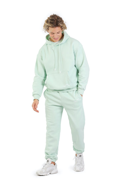 Men's set in Mint from Lazypants - always a great buy at a reasonable price.