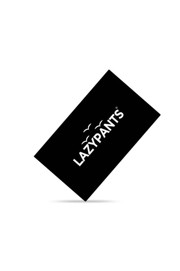 Gift cards from Lazypants - always a great buy at a reasonable price.