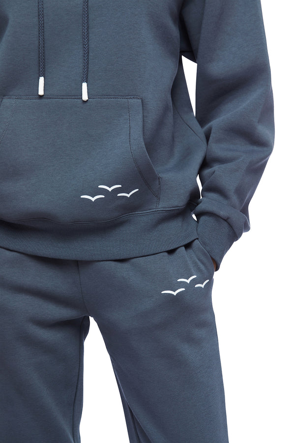 Chloe Hoodie in Navy Wash from Lazypants - always a great buy at a reasonable price.