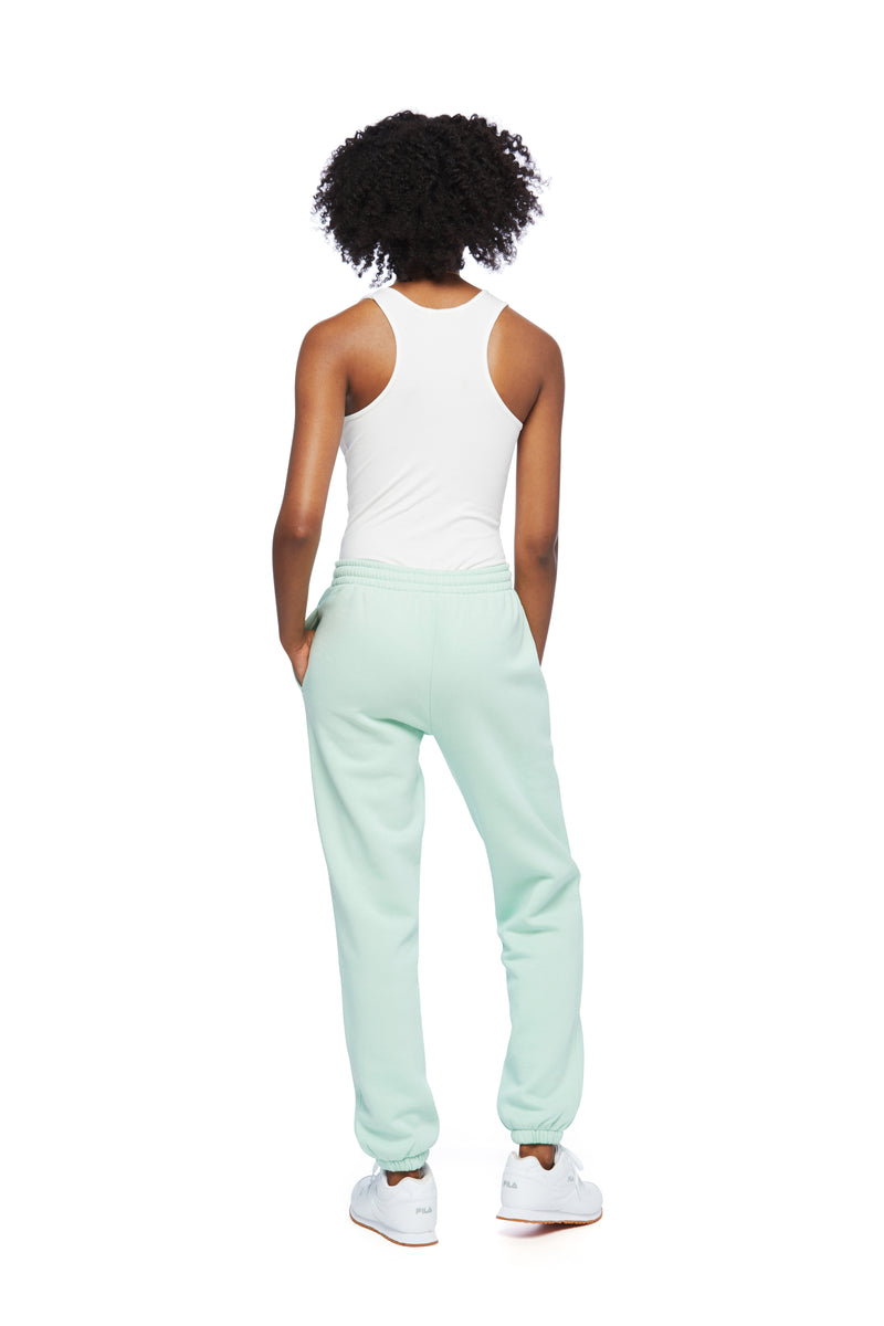 Nova Boyfriend Jogger in Mint from Lazypants - always a great buy at a reasonable price.