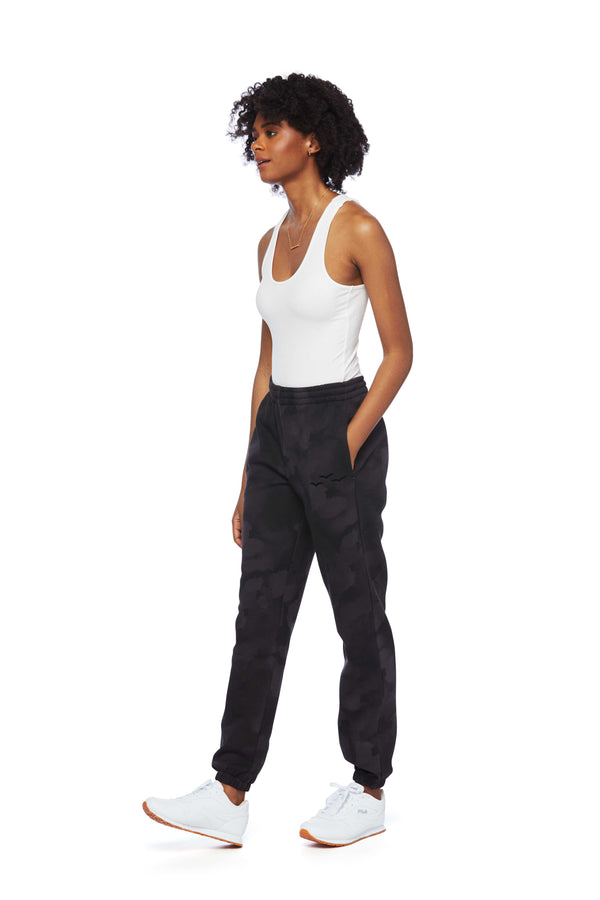Nova boyfriend jogger in Black sponge from Lazypants - always a great buy at a reasonable price.