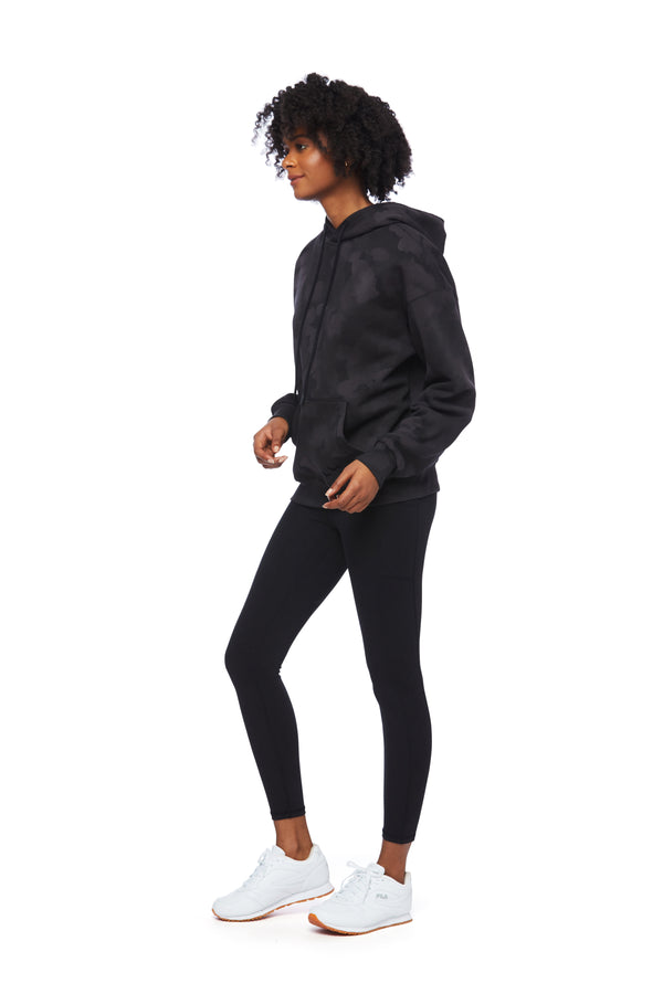 Chloe hoodie in black sponge from Lazypants - always a great buy at a reasonable price.