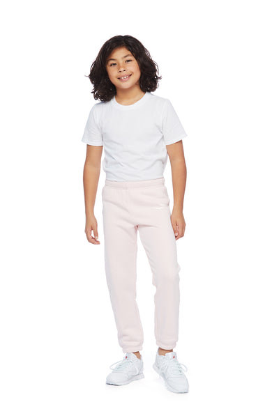 Niki Original kids sweatpants in petal pink from Lazypants - always a great buy at a reasonable price.