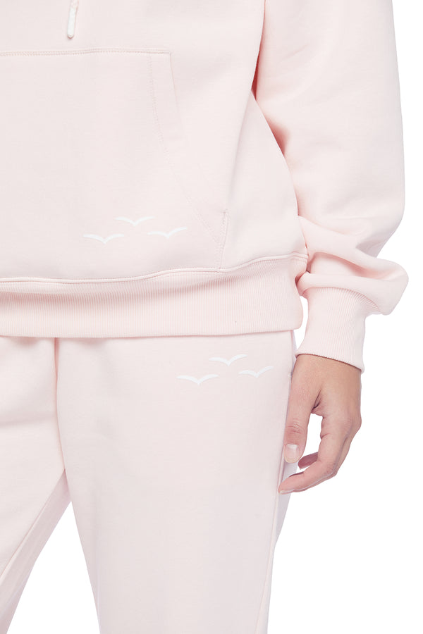 Chloe Hoodie in Petal Pink from Lazypants - always a great buy at a reasonable price.