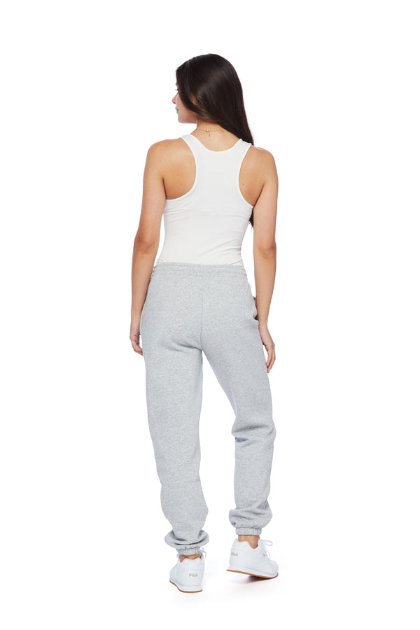 Nova Boyfriend Jogger in Classic Grey from Lazypants - always a great buy at a reasonable price.