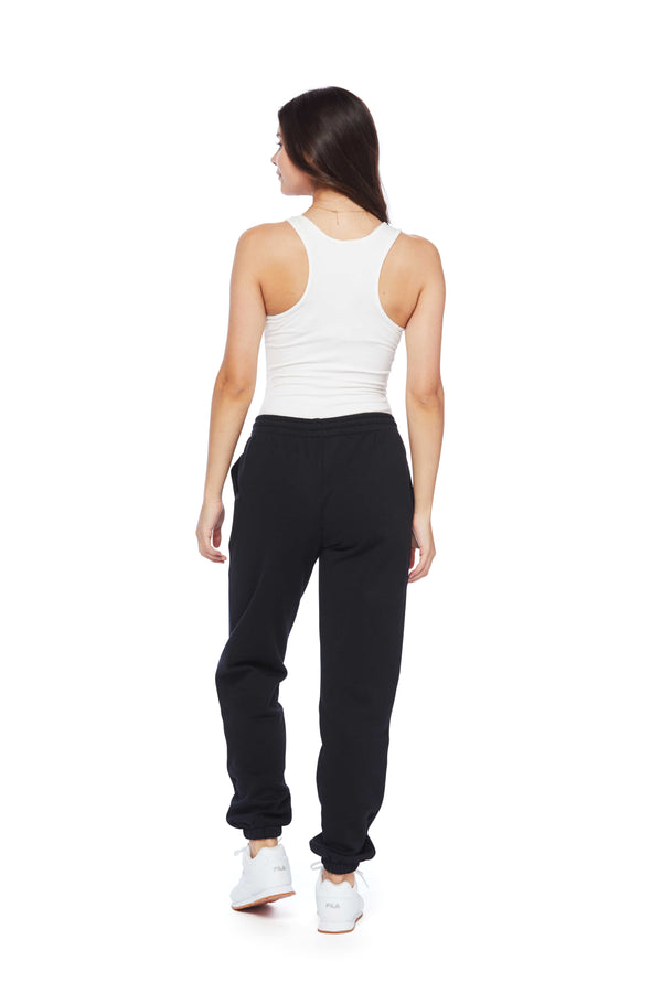 Nova Boyfriend Jogger in Black from Lazypants - always a great buy at a reasonable price.