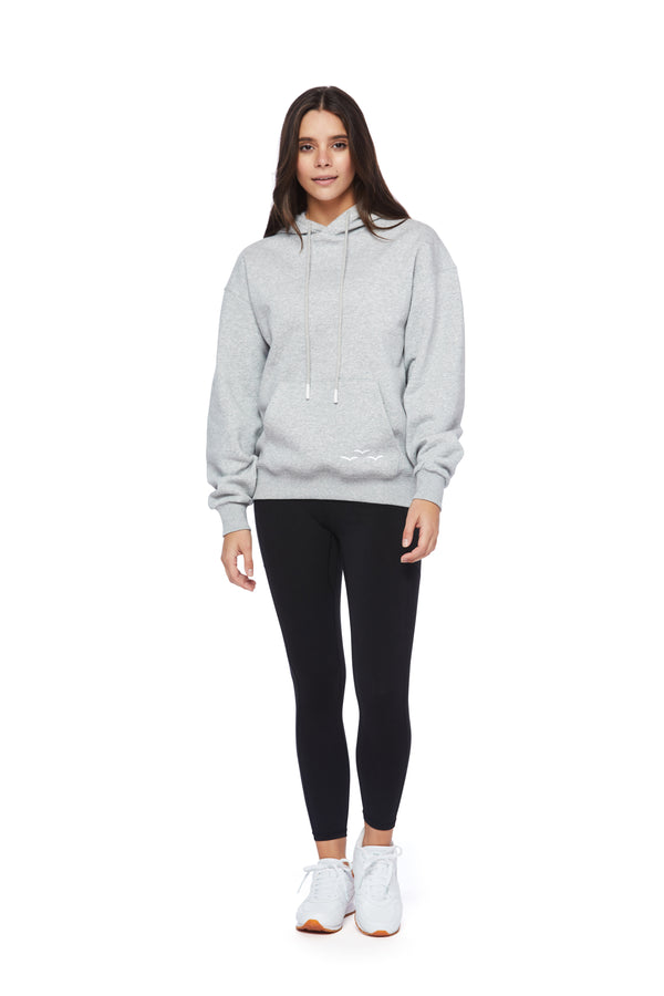 Chloe Hoodie in Classic Grey from Lazypants - always a great buy at a reasonable price.