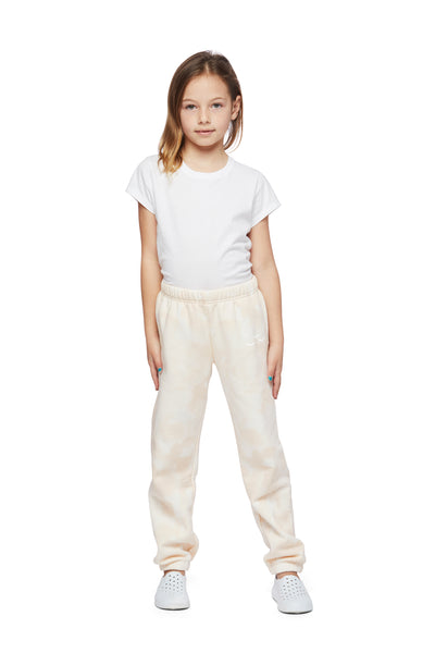 Niki Original kids sweatpants in sand sponge from Lazypants - always a great buy at a reasonable price.