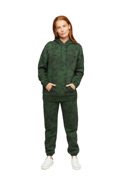 Niki & Cooper fleece set in antique military tank from Lazypants - always a great buy at a reasonable price.