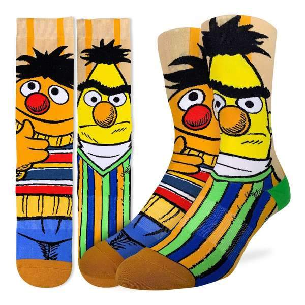 Bert and Ernie Socks