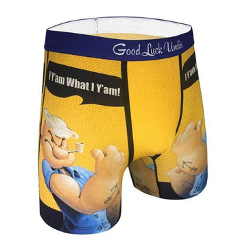 Men's I Y'am What I Y'am! Underwear