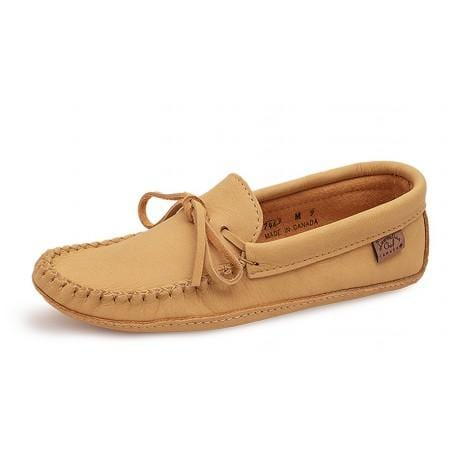 Unlined Mens Moccasins