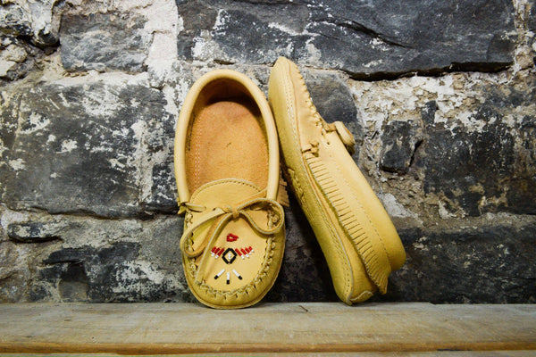 Traditional Moccasin