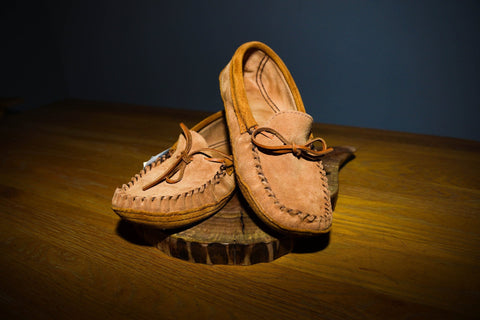 Unlined Men Moccasin