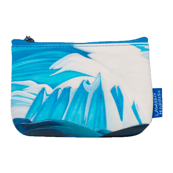 Lawren Harris Lake and Mountains Coin Purse