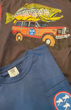 Trout Truck Comfort Colors Tee