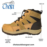 CANEY FORK WADING BOOT