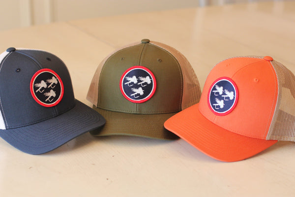 Tri-Fly™ Patch Trucker Hat